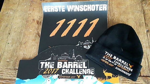 The Barrel Challenge wintereditie 2017 start 12 februari - RTV GO! Omroep Gemeente Oldambt